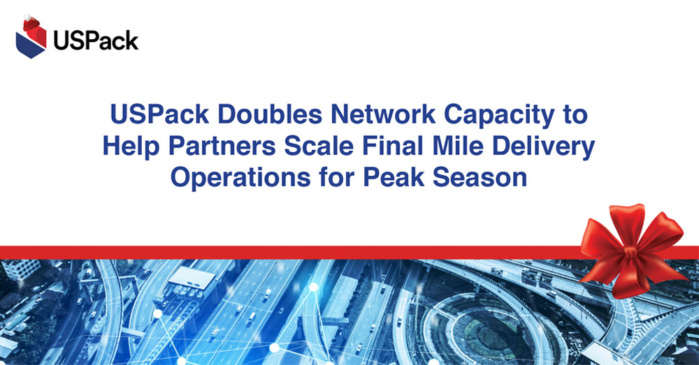 Helping Partners Scale for Unprecedented Peak Delivery Season