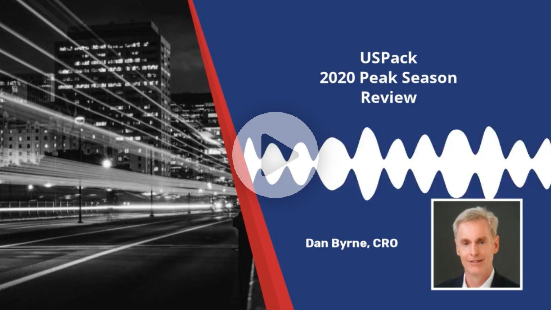 USPack Achieves 96% Peak Season On-Time Performance