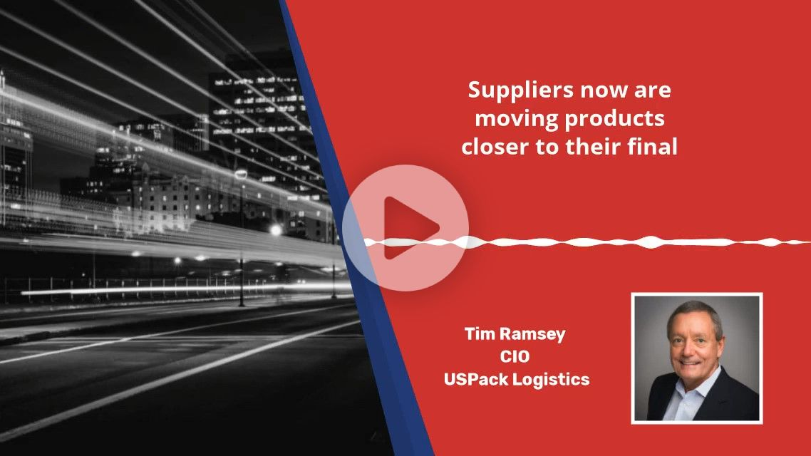Insights Podcast: Tim Ramsey, CIO, on final mile logistics technology and business strategy