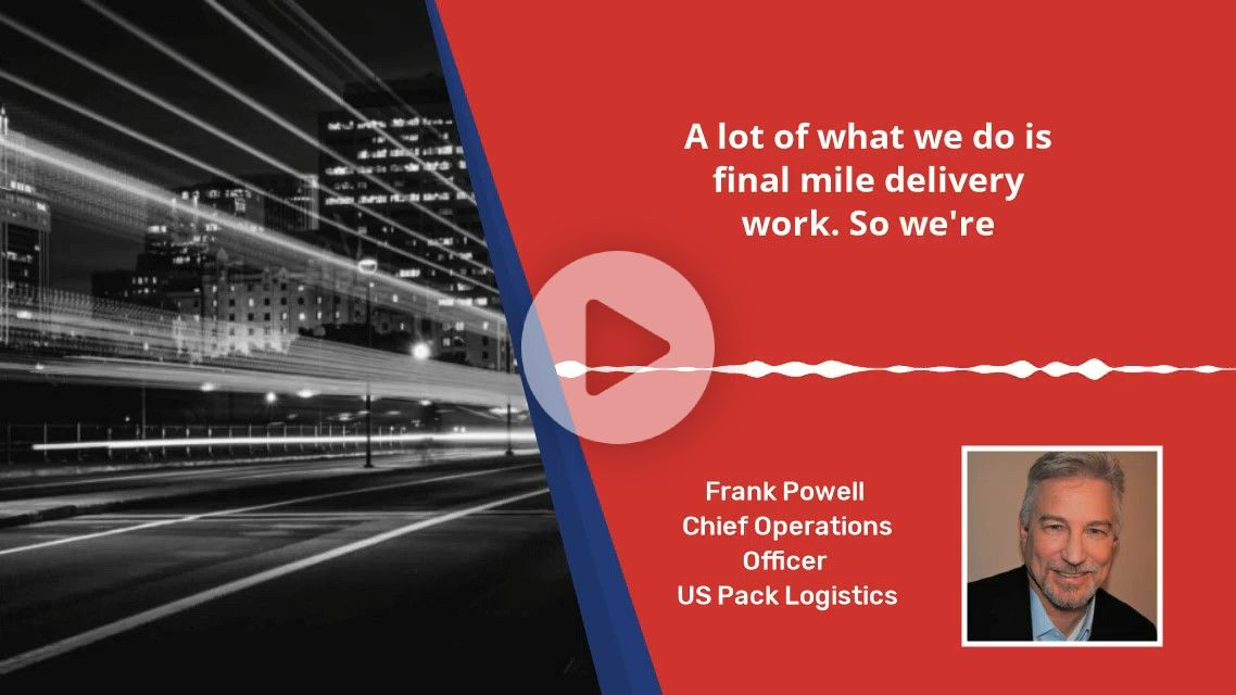 Insights Podcast: Auto Parts Delivery and Logistics with Chief Operations Officer, Frank Powell