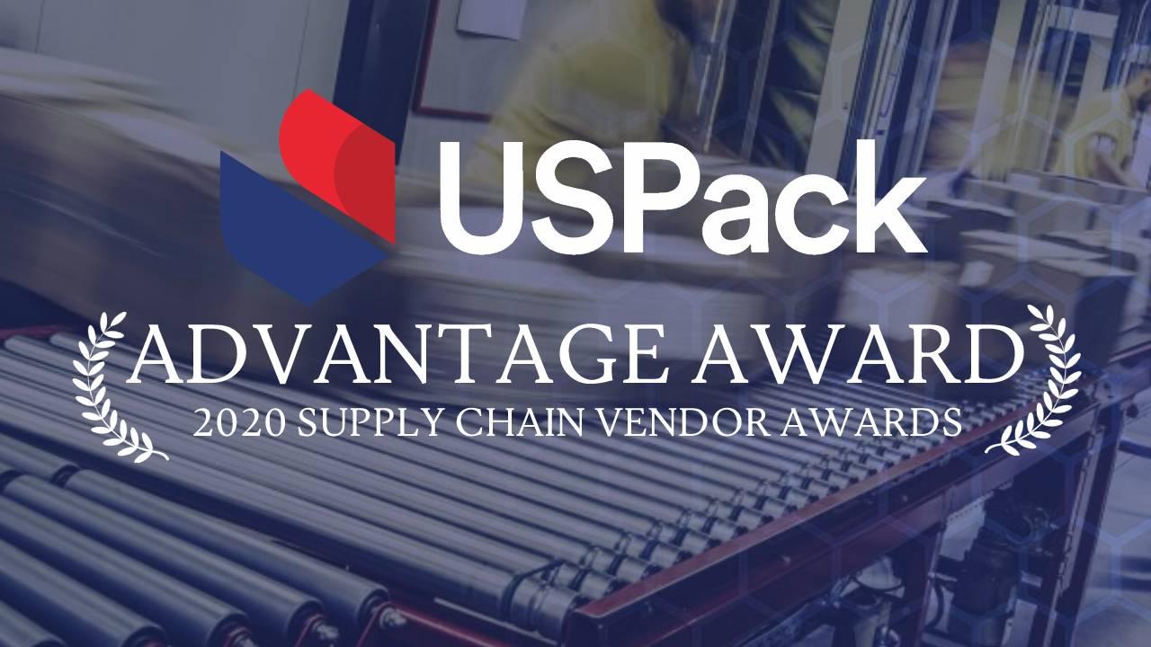 Advance Auto Parts Awards USPack the Advantage Award for Vital Services in 2020